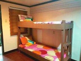 Bunk bed in Dungaw Farm Resort