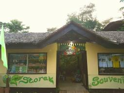 Souvenir shop of Dungaw Farm Resort