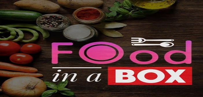 Food in a Box is an online food delivery in Bislig City