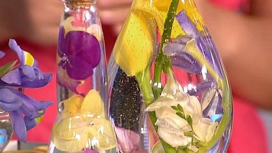 Спрос на цветы в глицерине. Бизнес-идея: Цветы в глицерине