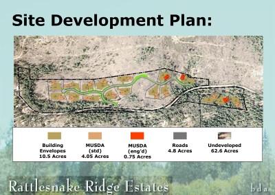 Rattlesnake Ridge – estates, trails and open space