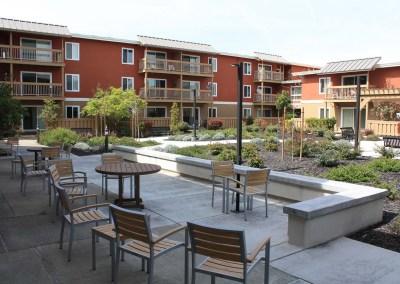 Eden Lodge Apartment Renovation – bringing community gardens to elder housing
