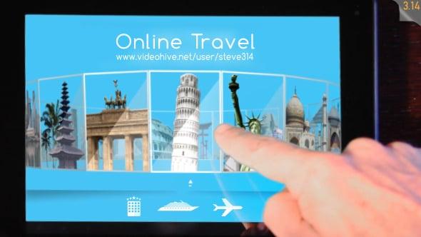 bisnis-travel online