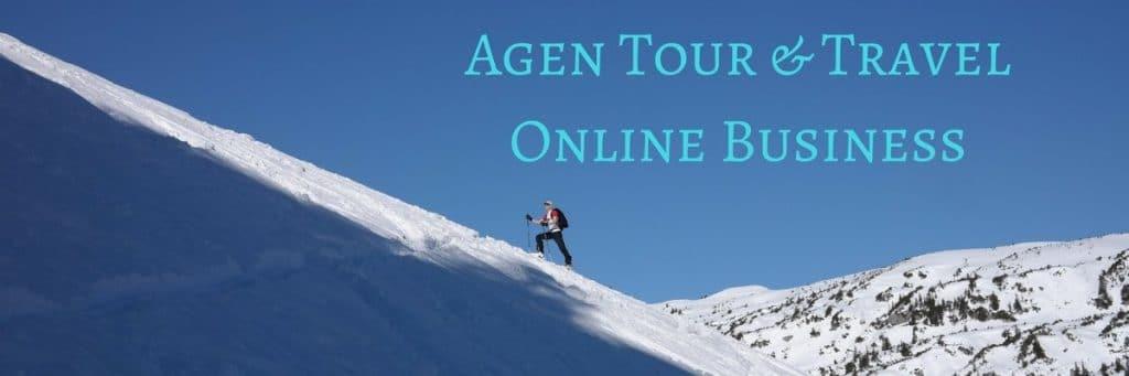 Cara mudah mempunyai bisnis travel agent online di Bebandem Bali