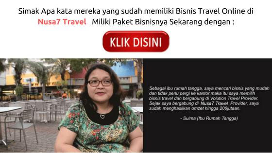 bisnis travel agent