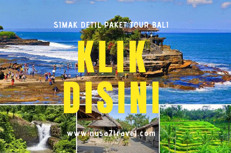 Paket Wisata Bali Harga Terjangkau dari Buru Selatan