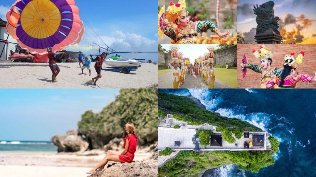 Paket Wisata Bali Harga Terjangkau dari Pangkajene