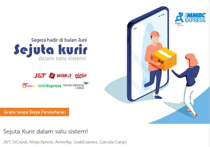 Cara bisnis ekspedisi di Pasar Minggu, Jakarta