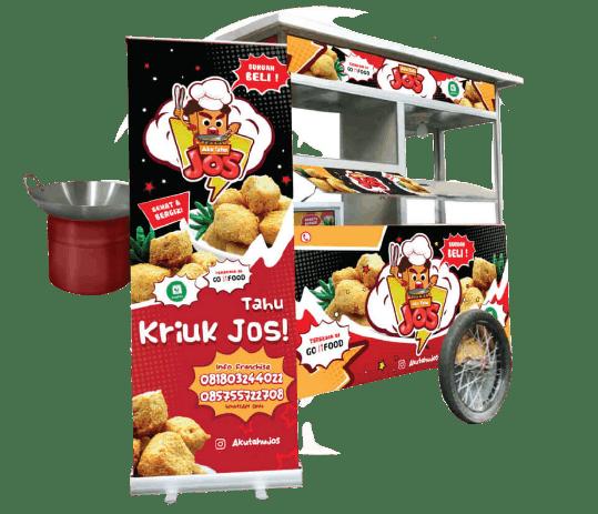 franchise makanan Surabaya Aku Tahu Jos