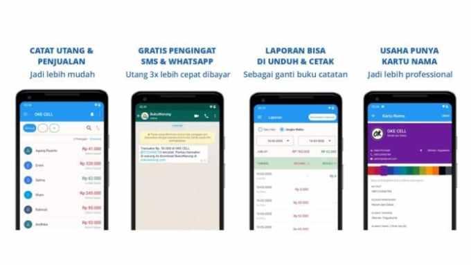 Aplikasi Pembukuan Usaha Tanpa Ribet