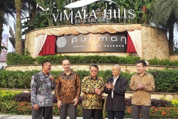 Jelang Lebaran, Hotel Pullman Ciawi Resmi Beroperasi