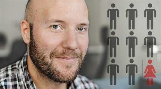 Fredrik Wass - Startups som hatar kvinnor