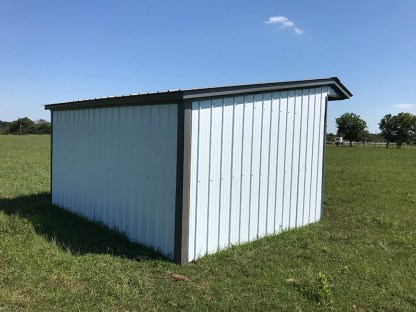 12x16 Loafing Shed