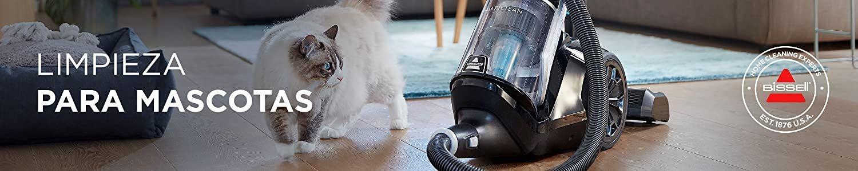 BISSELL PET limpieza para hogares con mascotas