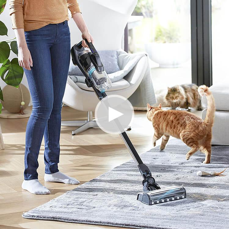 BISSELL Icon Pet 25V aspirador sin cable para pelo de mascota >