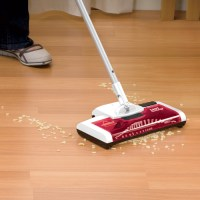 EasySweep Cordless Swivel Floor & Carpet Sweeper | 15D1K