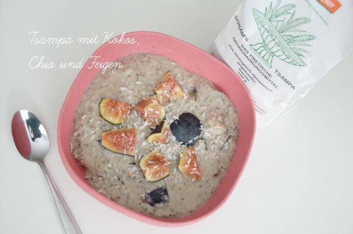 Lieblingsfrühstück Tsampa