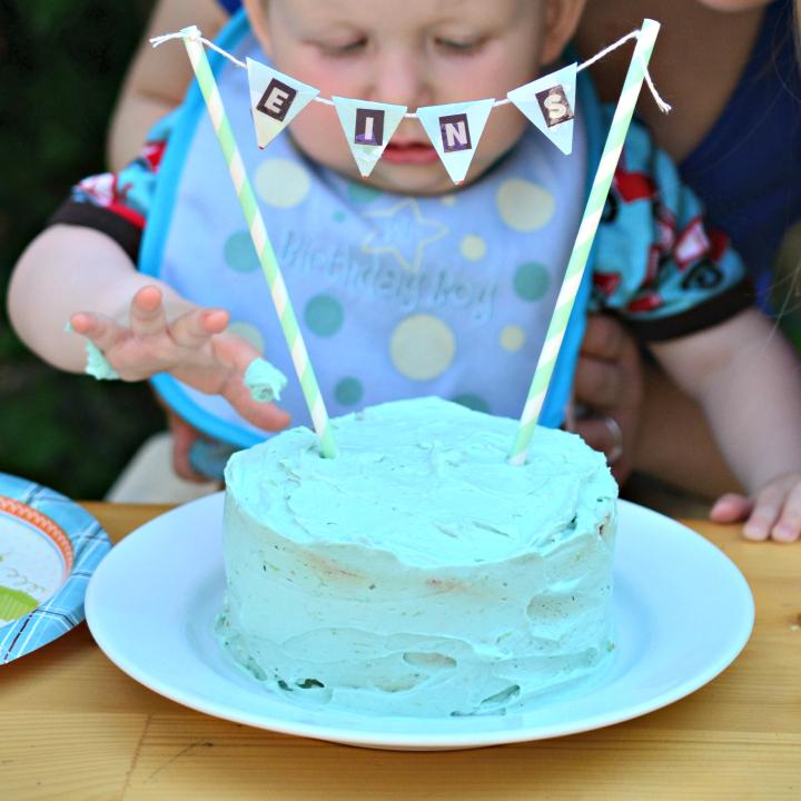 Rezept Geburtstagstorte Fur Den 1 Geburtstag Bissen Furs Gewissen
