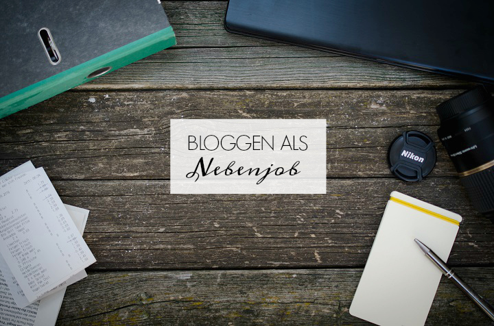 Bloggen als Nebenjob