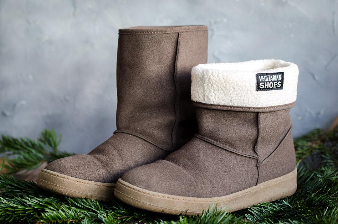 Vegane Schuhe von Shoezuu Bissen fürs Gewissen