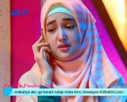 Putri Jilbab In Love Episode 8-2