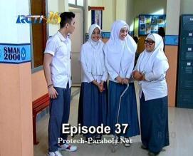 Jilbab In Love Episode 37