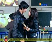 Foto Romantis Aliando dan Prilly GGS Returns Episode 20