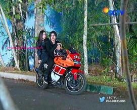 Foto Mesra Aliando dan Prilly GGS Returns Episode 34