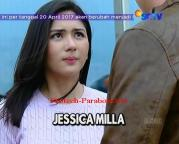 Jessica Mila Sebagai Suci