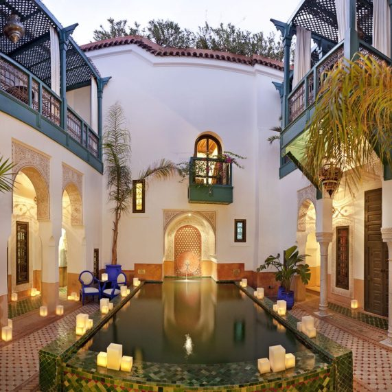 Riads vs Hotels Where to stay in Marrakech