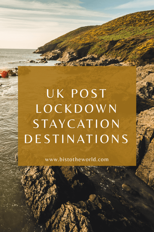 UK Post-lockdown staycation