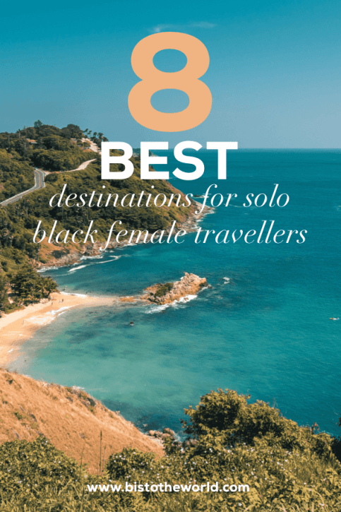 PINTEREST - solo destinations black women
