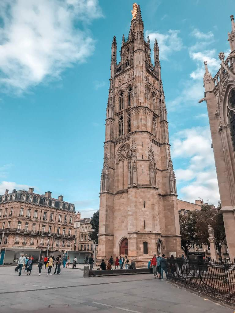 Tour Pey-Berland - How to spend a weekend in Bordeaux