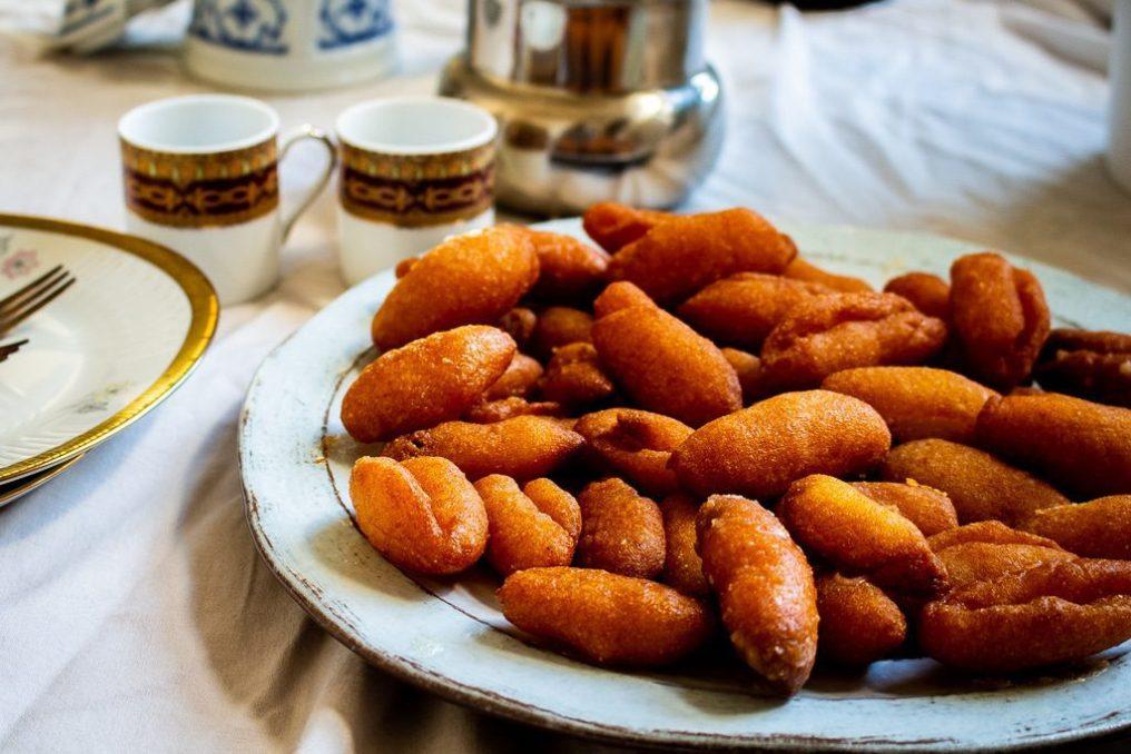 libanesische grieß churros