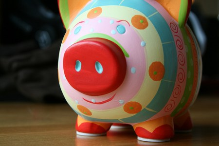 Frequent dining out can drain your piggy bank.