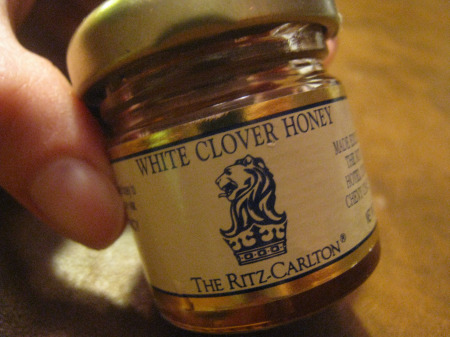 "This is some ""Ritzy"" honey!"