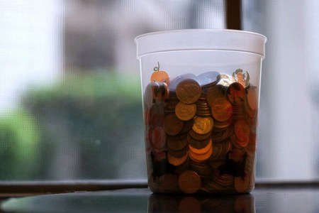 Dining in can save you a LOT of pennies!