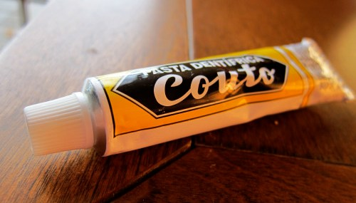 Couto: The Couture Toothpaste of Portugal
