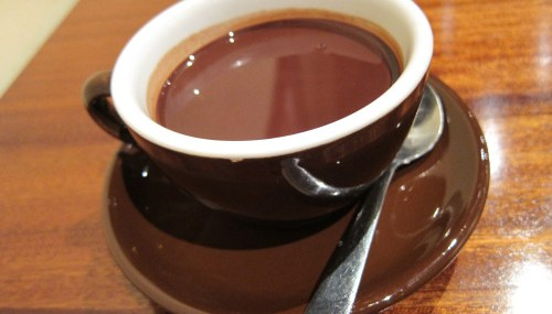 Bistro Bites: Italian Hot Chocolate