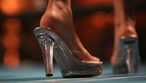 British Women: Head Over Heels For Shoes