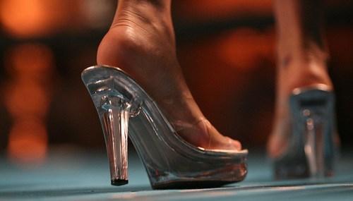 British Women: Head Over Heels For Shoes