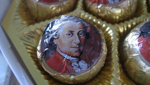 Chocolate-Covered Mozart