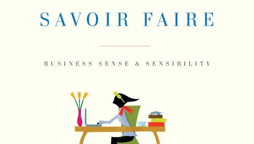 New French Business Book By Mireille Guiliano!