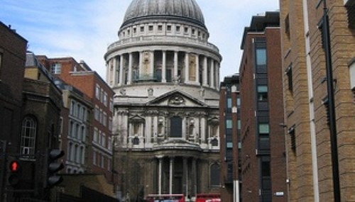 St. Paul's Cathedral Turns 300!