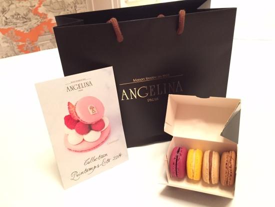 Angelina Macarons