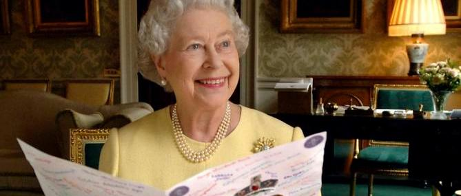God Save the Queen: Elizabeth II Becomes Longest Reigning Monarch
