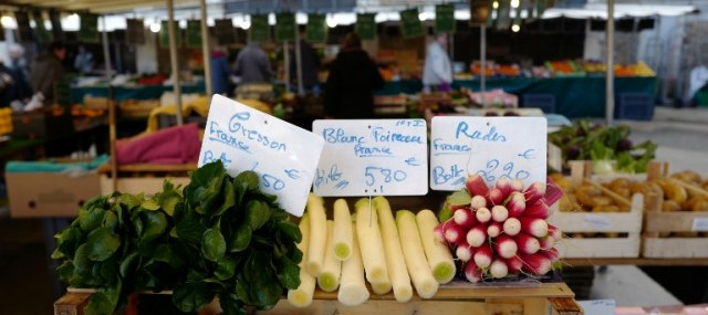 15 things to know about shopping at French food markets