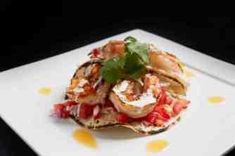 Gulf Shrimp Taco