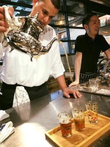 湘南Tサイトでモロッコ料理教室 無事終了(2017.08.02)