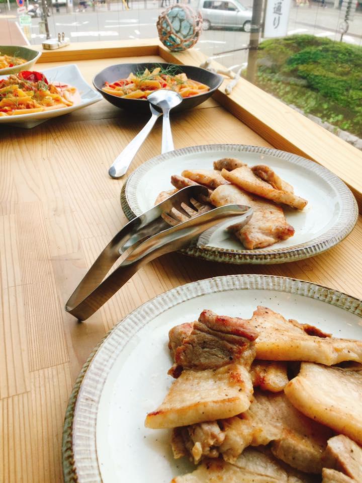 鎌倉の会社へ社食のケータリング(2017.08.18)